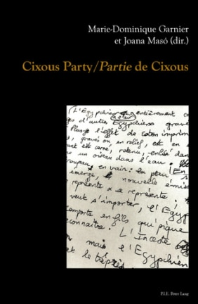 Cixous Party/Partie de Cixous
