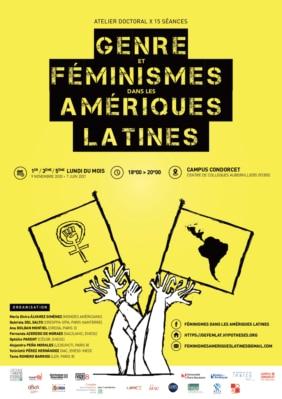 « Genre et féminismes dans les Amériques latines » -2020-2021
