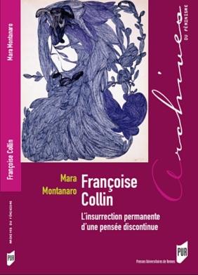 Françoise Collin. L'insurrection permanente d'une pensée discontinue